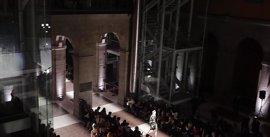 La Real Casa de Correos acoge un desfile de Roberto Verino enla Mercedes Benz-Fashion Week Madrid