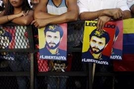 """Leopoldo López condena la suspensión de la emisión de CNN en Español en la """"débil dictadura"""" de Venezuela"""