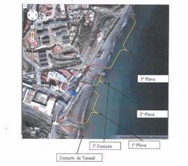 Se elevan a 25 los heridos en un salto de unos 400 migrantes a la valla de Ceuta