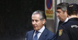 Blesa, Moral Santín, Cerezo y Torres comparecen en la comisión de corrupción por los derechos de fútbol en Telemadrid
