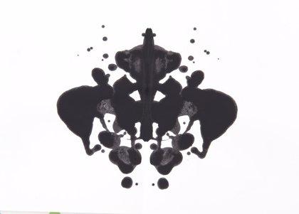 ¿Por qué vemos tantas imágenes diferentes en el test de Rorschach?