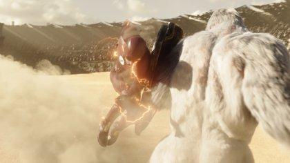 The Flash: Primeras imágenes de Solovar, el salvaje líder de Gorilla City