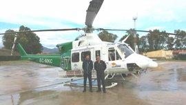 Junta comienza el despliegue de medios aéreos para la campaña de incendios forestales 2017