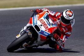 """Lorenzo: """"Hemos dado un paso grande para entender la moto"""""""