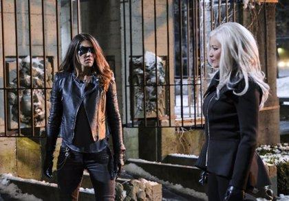 Arrow: Primeras imágenes de la nueva Black Canary enfrentándose a tres villanas letales