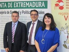 """Extremadura alcanza su """"récord histórico"""" en 2016 con 1.067 nuevos donantes de médula ósea"""