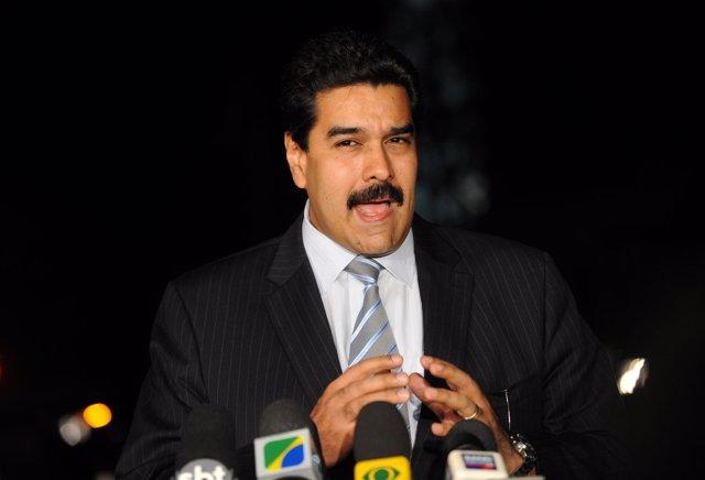 Presidente de Venezuela,  Nicolas Maduro