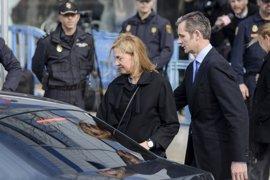 Nóos.- La infanta Cristina responsable civil de 265.000 euros e Iñaki Urdangarín condenado a 6 años y 3 meses