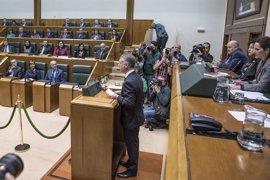 """Urkullu,  """"convencido"""" de resolver las discrepancias sobre el Cupo con el Gobierno central"""