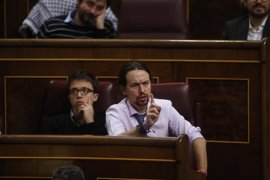 Pablo Iglesias echará en cara a Rajoy la corrupción en el Pleno del Congreso