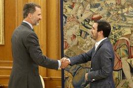 """Alberto Garzón, sobre la absolución de la Infanta: """"Los Borbones siempre se libran de sus delitos"""""""