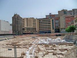 El Ayuntamiento de Murcia inicia la recuperación del yacimiento de San Esteban con el acondicionamiento del entorno