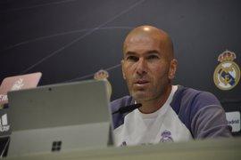 """Zidane: """"Morata ha tenido pocos minutos, pero los ha tenido"""""""