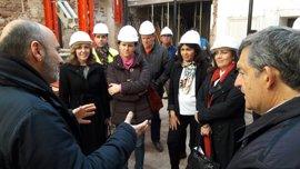 La Junta invierte 1,24 millones en impulsar 20 VPO en el casco histórico de Montoro (Córdoba)