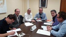 Junta y Diputación de Córdoba se reúnen para agilizar y simplificar trámites y procedimientos en distintas materias