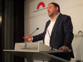 ERC prepara un gran acto el 4 de marzo para reivindicar una república catalana