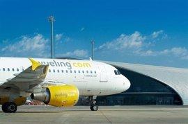 Vueling suma tres frecuencias semanales Valencia-París para la temporada de verano