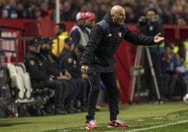 """Sampaoli: """"Tendremos un partido extremadamente exigente ante el Eibar"""""""