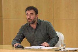 """PP pedirá comisión sobre contratos menores y Murgui les dice que """"se comieron con patatitas"""" los de Ballarín"""