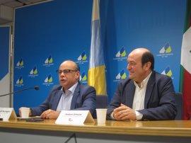 """Ortuzar dice que el PP tendrá que ofrecer """"voluntad y cintura política"""" para sacar adelante los PGE"""