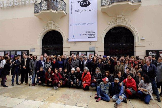 Agenda de Málaga