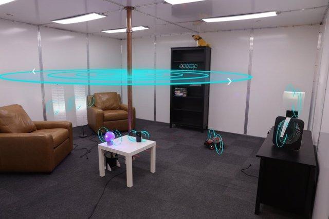 QSCR, la tecnología de Disney que permite cargar a través del WiFi