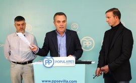 """Los informes municipales de Gerena reflejan """"irregularidades y supuestas ilegalidades"""", según el PP"""