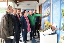 Una exposición abre los actos por el 30 aniversario del Parque Sierra María-Los Vélez