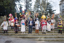 Piden que el carnaval ourensano se declare Patrimonio Inmaterial de la Humanidad