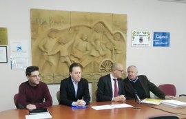 La Fundación García Fajer firma un acuerdo de colaboración con Aprona para promover el Proyecto Alba en Estepona