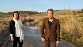El PP de Córdoba exige que se arregle el camino que une la Montiela con la carretera de Écija