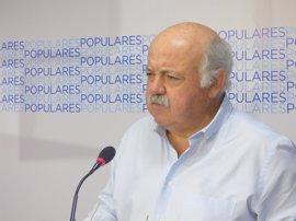 """PP-A: la Junta """"intenta apagar fuegos en sanidad sin planificación para entronizar a Susana Díaz"""""""