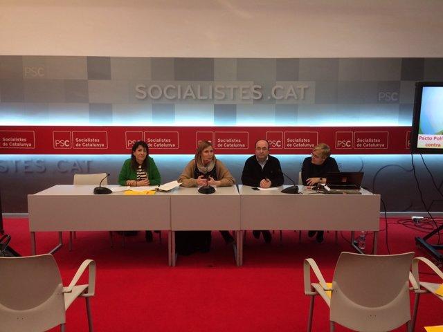 M.Iceta, L.Moret, R.Sánchez, A.Alvarez