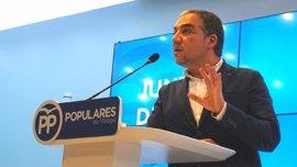 """Bendodo destaca que """"los 35.000 afiliados del PP de Málaga elegirán directamente al presidente del PP andaluz"""""""
