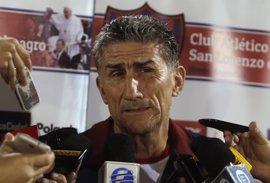 """Bauza: """"Me pone contento el nivel de Di María"""""""