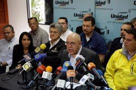 """La MUD cambia su estructura y liderazgo para emprender una nueva fase de """"lucha"""""""