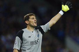 """Casillas: """"La Juve es favorita, pero en el fútbol a veces pueden más las ganas y el coraje"""""""