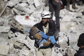 Los 'cascos blancos' sirios consiguen visados para asistir a la gala de los Oscar