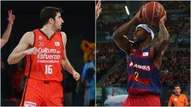 El Valencia Basket mide la resurrección del Barça