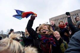 El Parlamento de Finlandia tumba un intento de paralizar la ley que legaliza el matrimonio homosexual