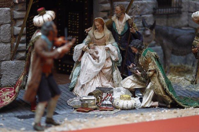 Navidad, navidades, nacimiento, niño Jesús, Belén, Nochebuena, figura, figuras,