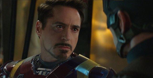 Iron Man en Civil War