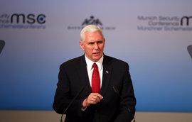 Pence declara en Múnich su respaldo a OTAN bajo condición de que los aliados asuman su cuota de responsabilidad