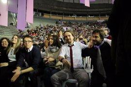 Iglesias se rodea en la Ejecutiva de 10 afines, 3 'errejonistas' y el anticapitalista Miguel Urbán