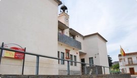 PSOE pide al gobierno local de Cala (Huelva) que elimine las barreras arquitectónicas en los edificios municipales