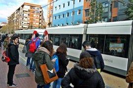 Metrovalencia desplazó en enero a 5,1 millones de viajeros en todas sus líneas