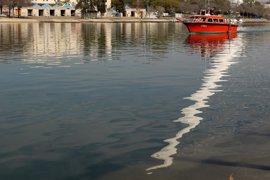 Iniciadas las labores de inspección de la Armada en el Guadalquivir para la búsqueda de Marta