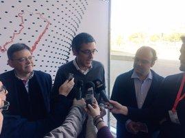 """Madina sobre la candidatura de Errejón: """"En el PSOE no decidimos las candidaturas en despachos"""""""