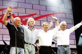 Pink Floyd: Roger Waters y Nick Mason no descartan un último gran concierto en Glastonbury