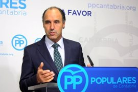 Ignacio Diego pide una lista de integración para el PP cántabro